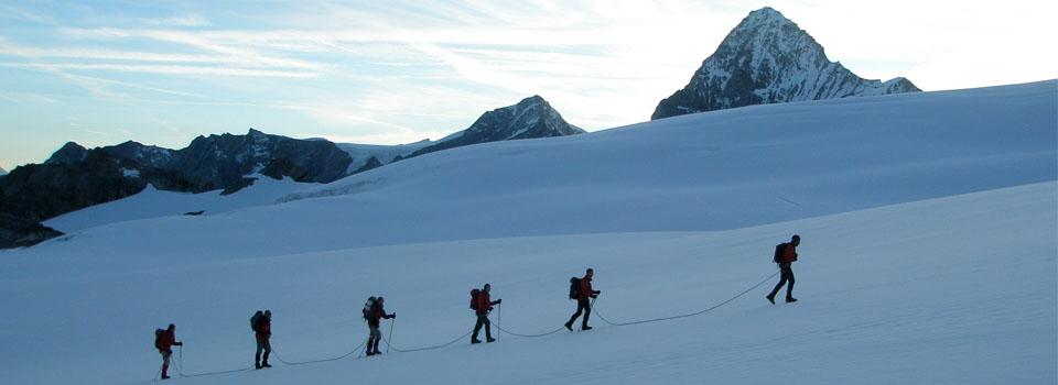Suisse - Initiation à l'alpinisme et autres sommets