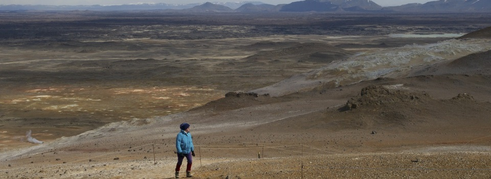 Islande - Royaume du Nord, le trek