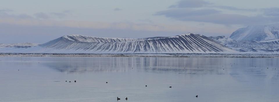 Islande - Lac Mývatn: Des éléments et des hommes, le trek