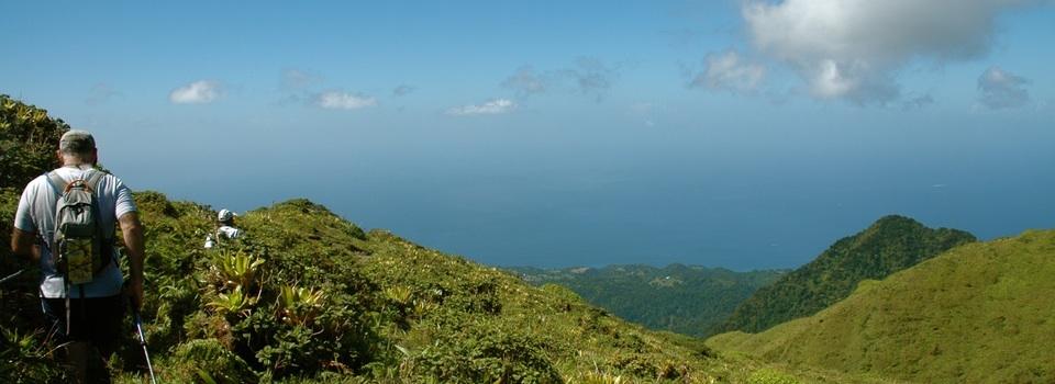 Caraïbes - La grande odyssée, voile et randonnée de La Martinique à Trinidad & Tobago