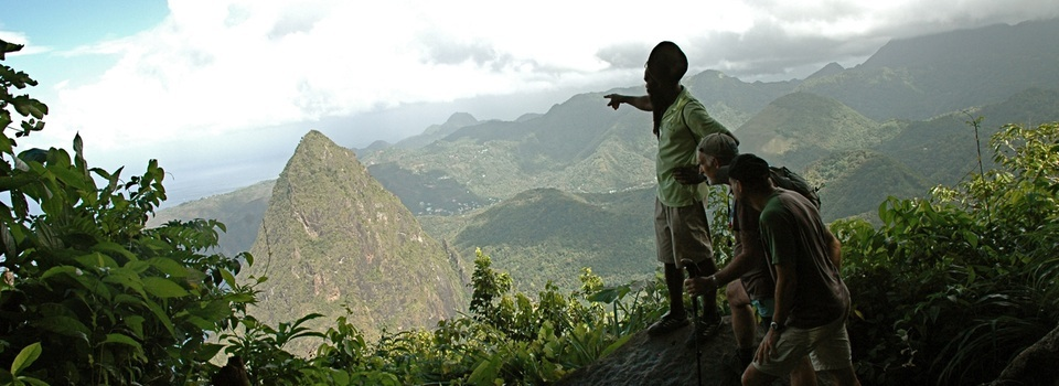 Caraïbes - Voile & volcans, voile et randonnée de La Martinique aux Grenadines