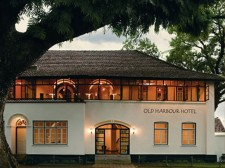 Hôtel dans la partie historique de Fort Cochin