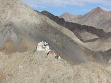 Village et monastère de Tsemo