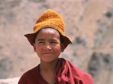Un petit moine Pune