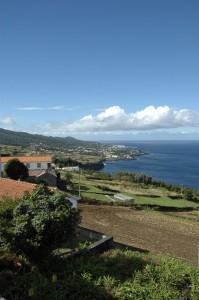 Une vue de la côte nord