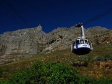 Le téléphérique de Table Mountain