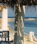Bord de mer à Skyros