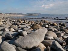 Plage de Lyme Regis