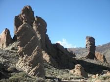 Balade dans le parc naturel du volcan Teide