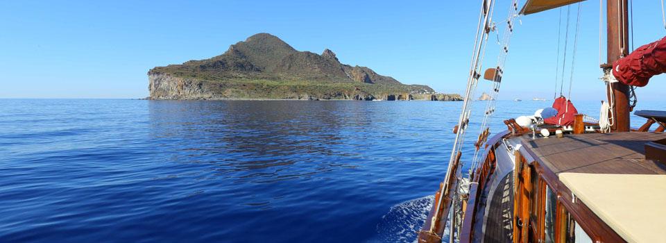 Sicile – Croisière dans les îles Éoliennes