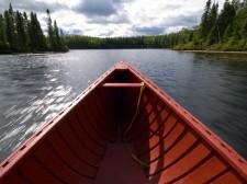Escapade en canoë sur le lac Edouard