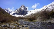 Le cerro Colmillo del Diablo (Chili)