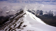 Le cerro Los Tiuques (Chili)