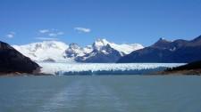 Le spectaculaire glacier Perito Moreno (Argentine)