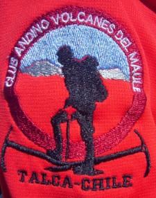 Écusson des guides de Talca, capitale de la région del Maule (Chili)