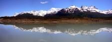 Bras sud du lac Argentino (Argentine)