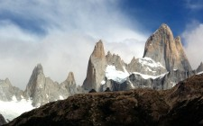 Le massif du Fitz Roy (Argentine)