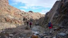 La vallée des fossiles (Argentine)