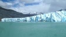 Le glacier O'Higgins (Chili)