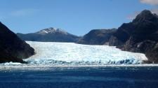 Le glacier San Rafael (Chili)