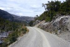 La route australe (Chili)