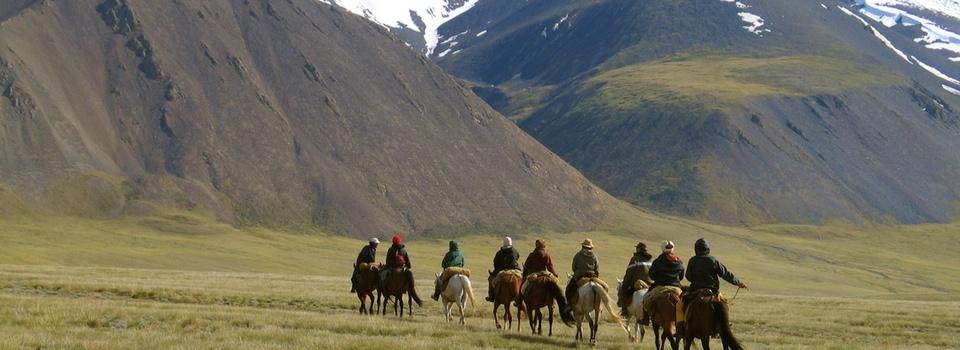 Kirghizstan – Sur la Route de la Soie à cheval