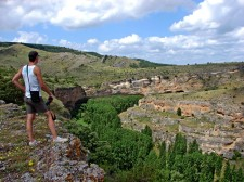 Le paysage géologique de la sierra de Guadarrama