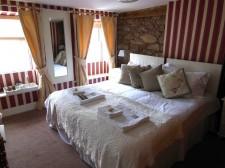 Aurigny – La chambre à l'hôtel