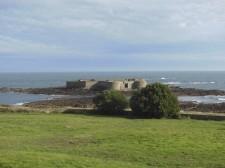 Aurigny – Le Fort Houmet Herbé