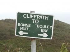 Jersey – Ne pas s'endormir au bord des falaises !