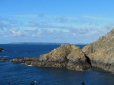 Sercq – La côte ouest