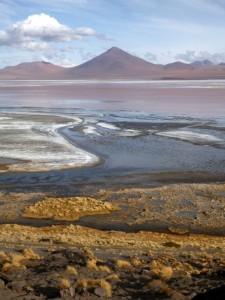 Les lagunes colorées