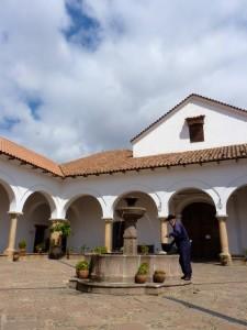 Extension Villes coloniales– La Casa de la Libertad à Sucre