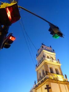 Extension Villes coloniales– La cathédrale de Sucre