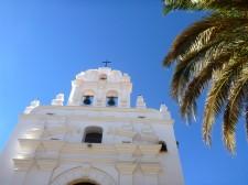 Extension Villes coloniales– Une belle église de Sucre