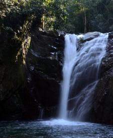 Extension Rafting– Une cascade dans la jungle