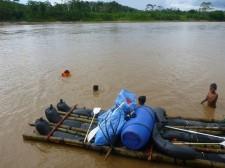 Extension Rafting– Un de nos radeaux