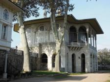 Pavillon du Palais de Topkapı