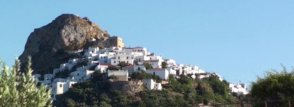 Grèce – Une pension pas comme les autres sur une île grecque pas comme les autres