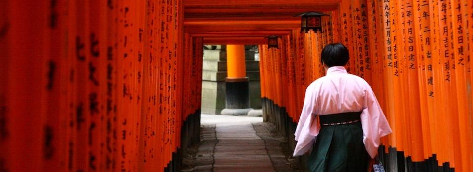 Japon – Le Japon inconnu de Matthieu