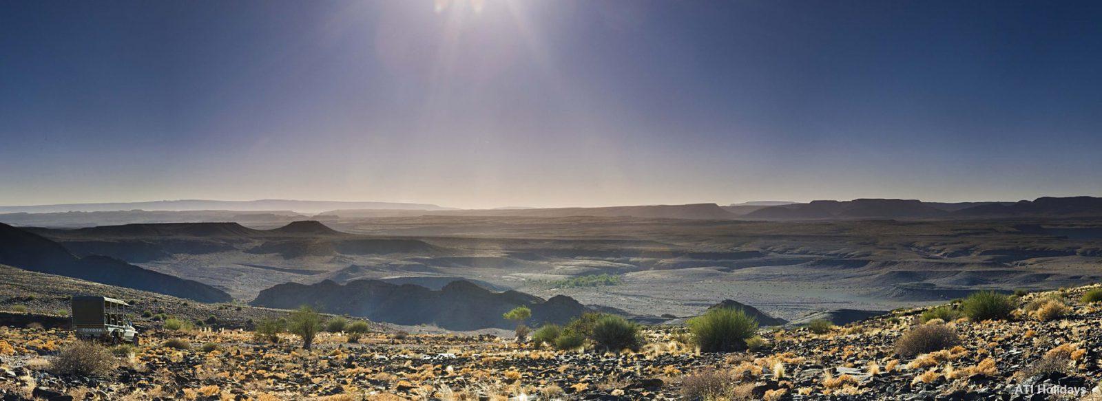 Namibie – Ivresse au bord du monde