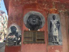 Accueil artistique à La Havane