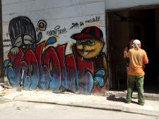 Art de rue à la Havane