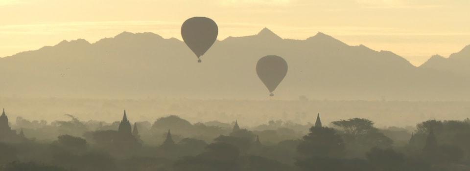 Birmanie – De temple en stūpa, de montagne en rivière, d'ethnie en ethnie