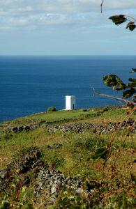 La Vigia de Queimada, point d'observation jadis utilisé pour la chasse à la baleine