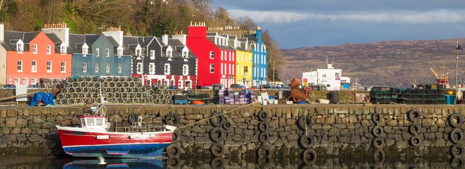 Écosse– Souffle de vie et de nature