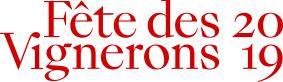 Logo de la Fête des Vignerons 2019