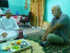 Le thé chez l'habitant (merci beaucoup Shadhan !)