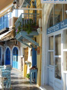 Une rue de Réthymnon