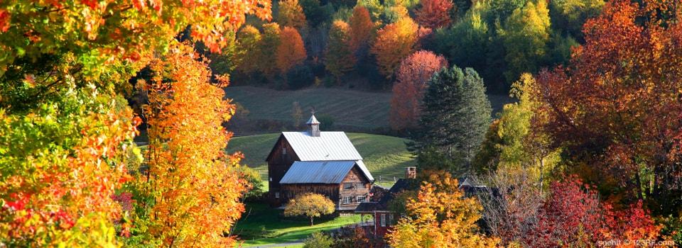 États-Unis – Un road trip haut en couleurs en Nouvelle-Angleterre
